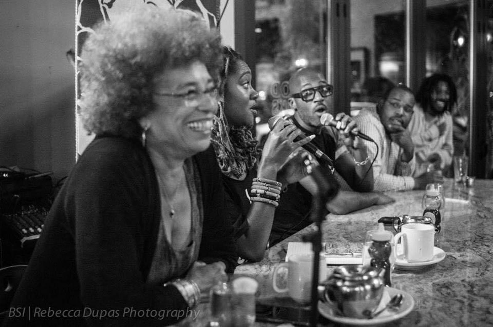 WATCH: BLM Panel Discussion with Angela Davis ft. Erika Totten