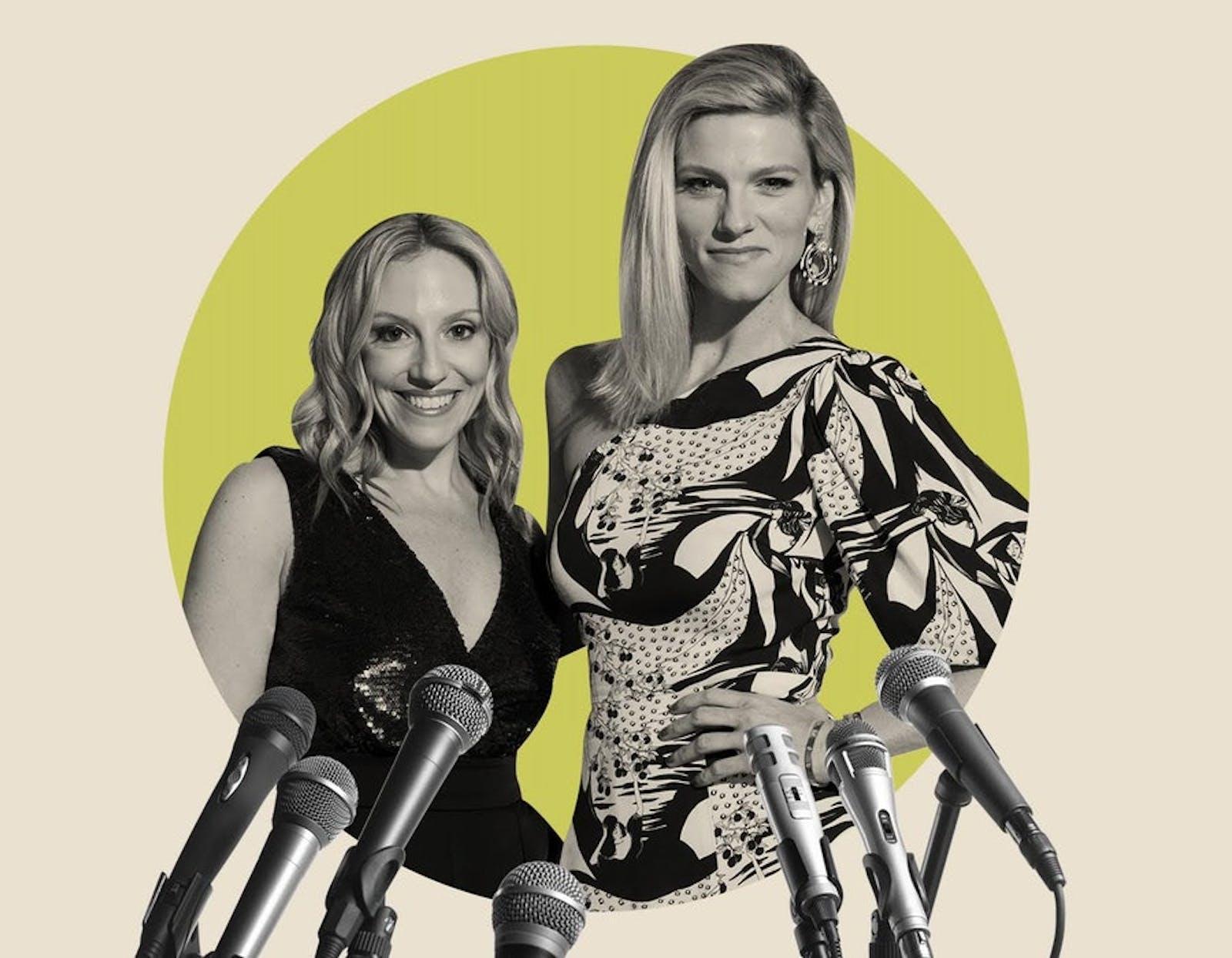Bustle Piece: For Lindsay Shookus & Kristin O'Keeffe Merrick, It's Real Talk Or Bust
