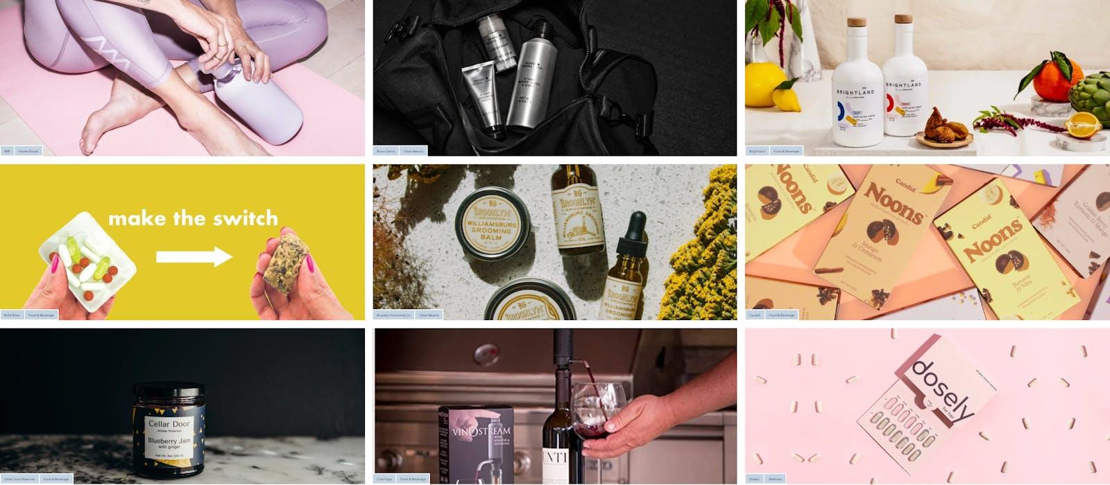 Meet Our Brands