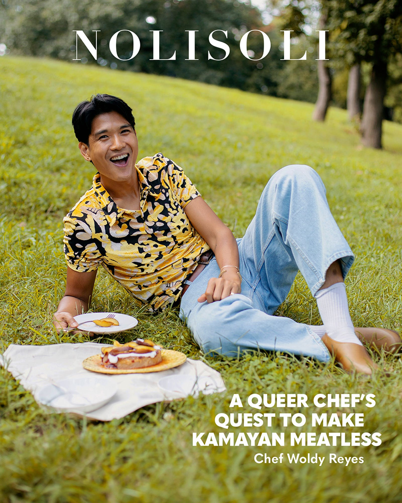 Nolisoli - The Queer Filipino-American Chef Keeping Kamayan Alive and Meat Free in New York