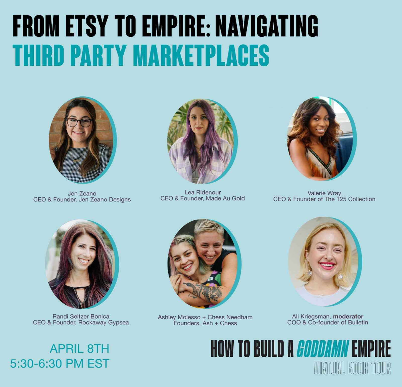 From Etsy to Empire: Navigating Third Party Marketplaces