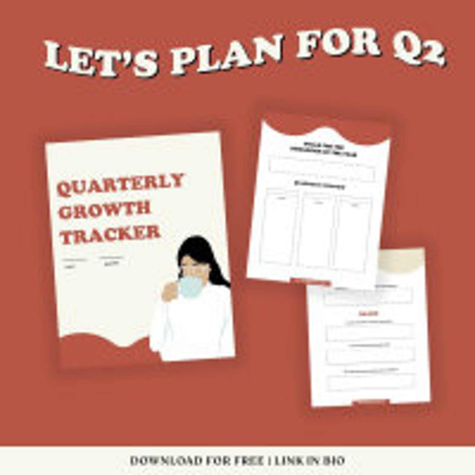 Download our Quarterly Growth Tracker