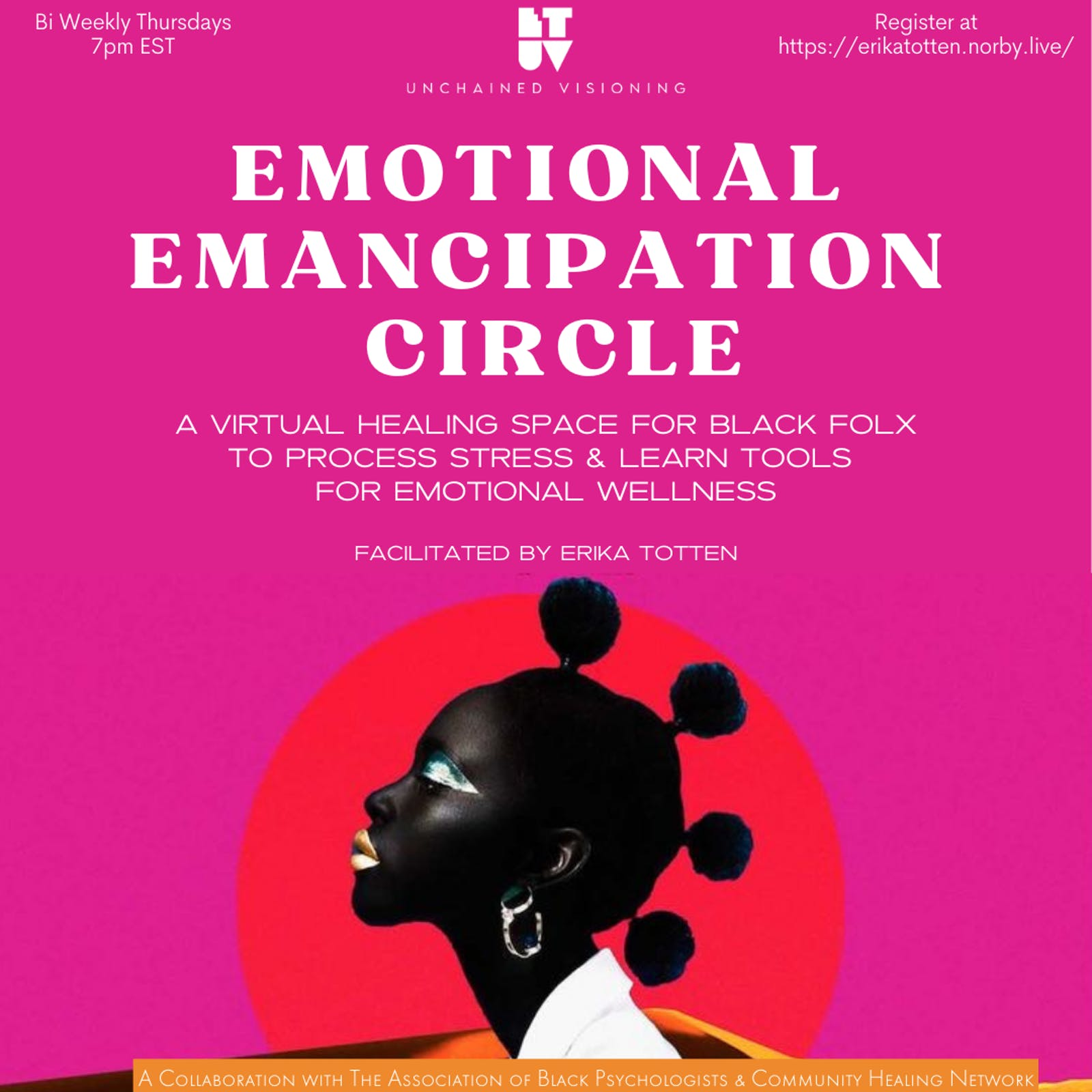Join Our Emotional Emancipation Circle