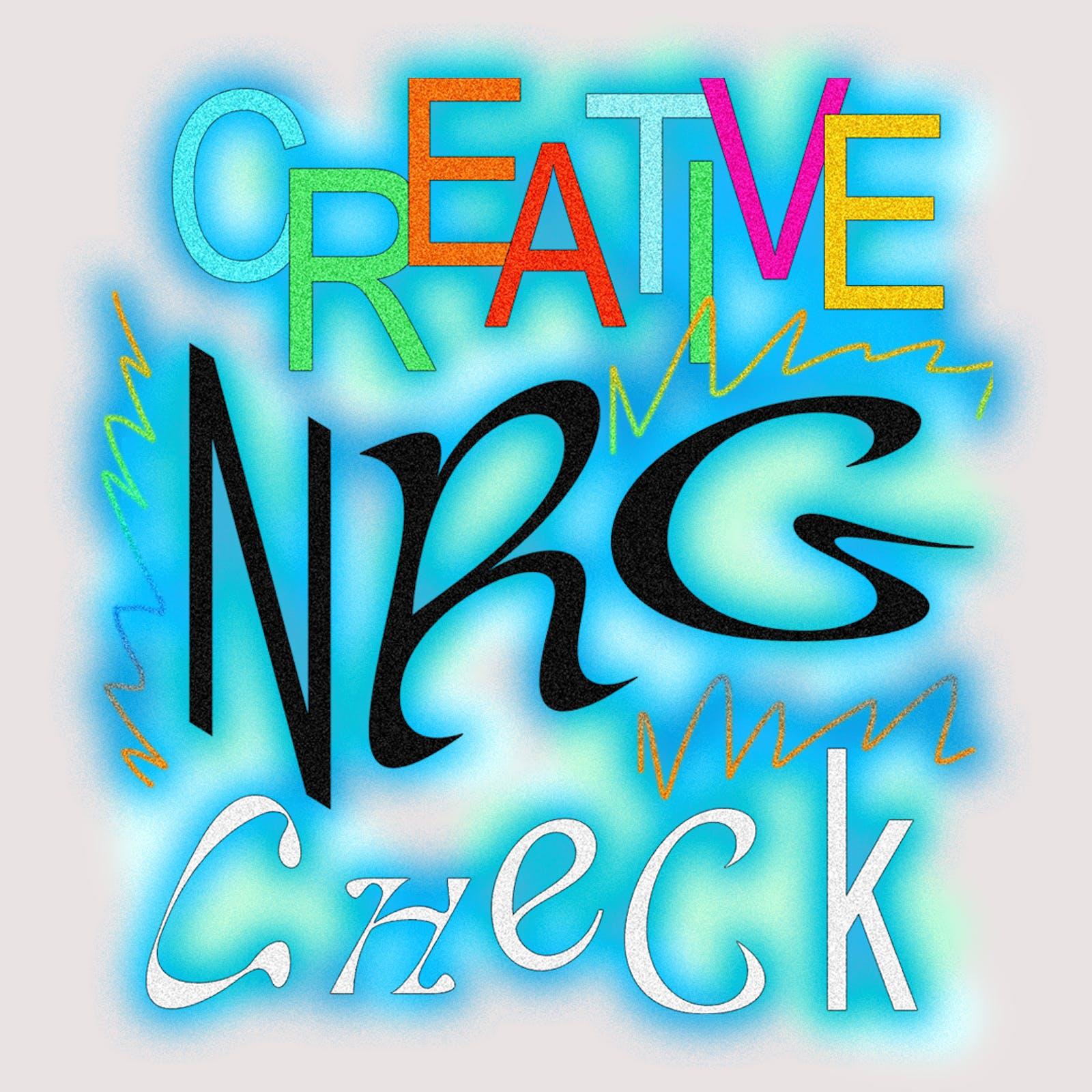 ⚡️BOOK a 1:1 Creative NRG Check⚡️